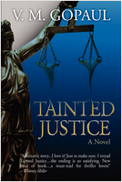 Tainted Justice Cover Image for V. M. Gopaul